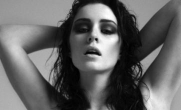 Stunning first model shots of X Factor's Lucie Jones