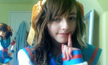 'Beckii Cruel' teen is YouTube sensation after Manga makeover