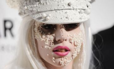 Lady Gaga 'banned from wearing make up'