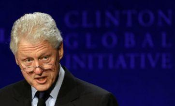 Bill Clinton hospitalised for heart surgery