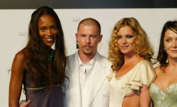 Victoria Beckham, Kate Moss and Cheryl Cole pay tribute to McQueen