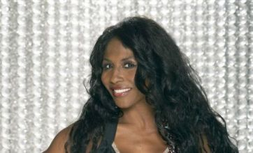 CELEBRITY FACE OFF: Mezhgan Hussainy vs. Sinitta Malone (aka Simon Cowell's women)