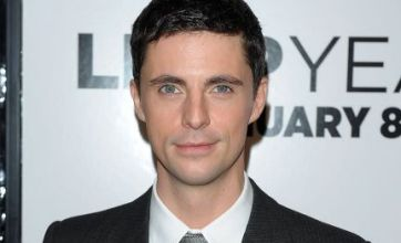 Matthew Goode: there were many reasons I shouldn't have been cast in Watchmen