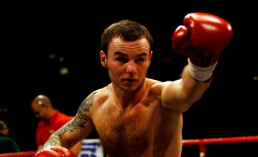 Mitchell has title target after KO win