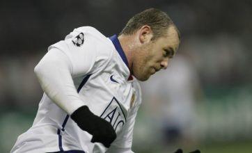 Wayne Rooney just two good for David Beckham in Milan