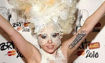 Brit Awards 2010: Lady GaGa dedicates Brits win to Alexander McQueen