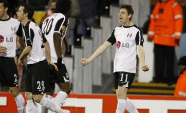 Zamora and Gera strikes give Fulham Europa League win