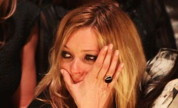 Kate Moss 'in tears' over Alexander McQueen Haiti auction