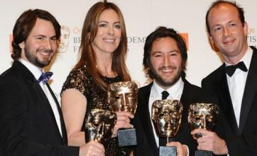 The Hurt Locker beats Avatar to best film and best director at Bafta Awards
