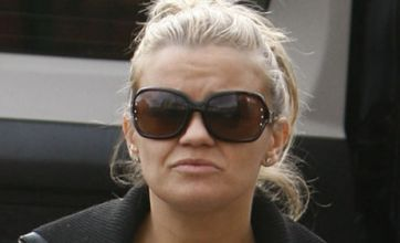 Kerry Katona is already over ditched husband Mark Croft