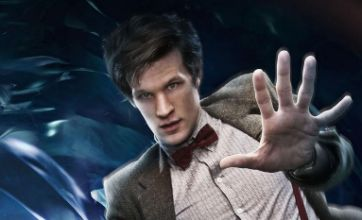 Doctor Who star Matt Smith: Top 5 young talents