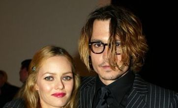 Johnny Depp to star with Vanessa Paradis in My American Love