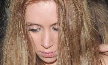 The Saturdays' Una Healy partied a little too hard at the weekend