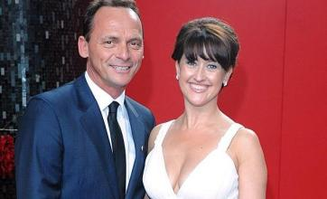 Perry Fenwick and wife split up