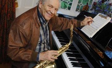 Tributes for jazz legend Dankworth