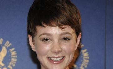 Carey Mulligan distracts herself from Oscars with Mel Gibson
