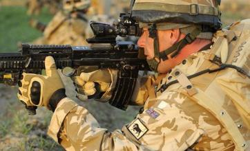 Troops looking to consolidate gains