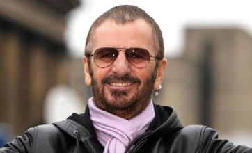 God is in my life – Ringo Starr