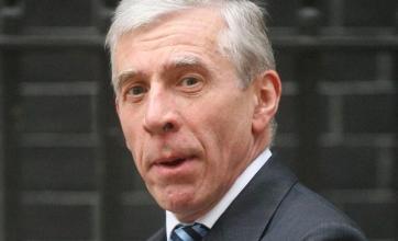 Straw denies PM plotting claims