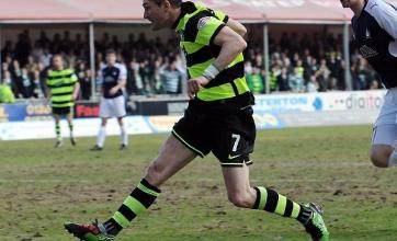 Keane at the double for Bhoys