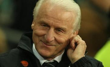 Giovanni Trapattoni: I knew there was no way back