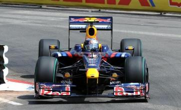 Vettel heads Red Bull one-two