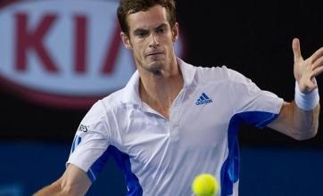 Murray falls but Federer progresses