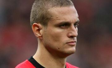 Coyle angered by 'terrible' Vidic challenge