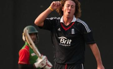 Sidebottom to miss rest of tour