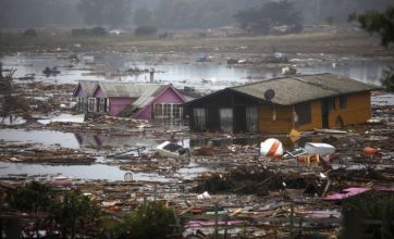 Chile earthquake: 700 dead and rising
