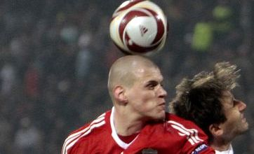 Liverpool suffer Skrtel blow