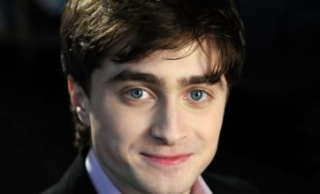 Daniel Radcliffe 'sad' over the end of Harry Potter