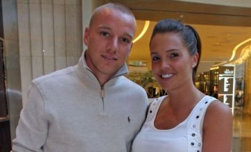 Danielle Lloyd pregnant with Jamie O'Hara's child