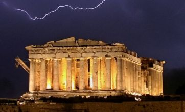 Greece told to sell their islands to fight debt crisis