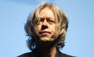 Bob Geldof blasts claims Band Aid money funded Ethiopian weapons