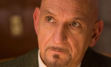 Sir Ben Kingsley: That's the name of the game