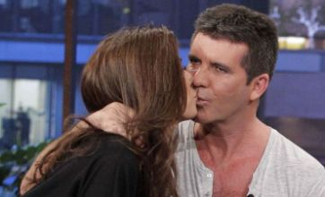 Simon Cowell confirms engagement to Mezhgan Hussainy on Jay Leno