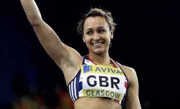 Jessica Ennis: On the Spot