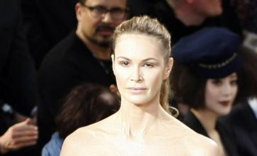 Elle Macpherson makes rare catwalk appearance at Paris Fashion Week
