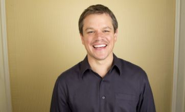 Matt Damon: Tech like the iPhone and BlackBerry means my kids are used to seeing me on screen