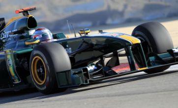 Lotus back among big boys after F1 debut