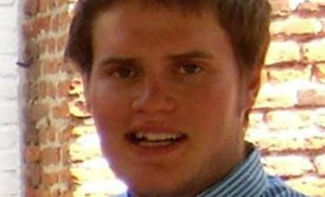 CCTV footage released of missing Briton Jonathan Dorey in US
