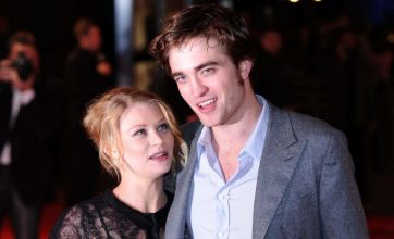 Robert Pattinson happy to return to London for Remember Me premiere