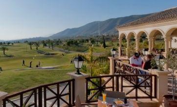Benidorm golf resort is a fairway to heaven