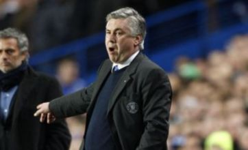 Carlo Ancelotti sets Chelsea target of 86 points to win the Premier League