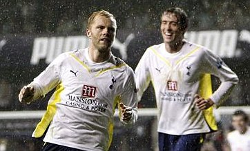 David Bentley shows Tottenham Hotspur way to Wembley