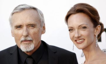 'Dying' Dennis Hopper 'too ill to fight divorce in court'