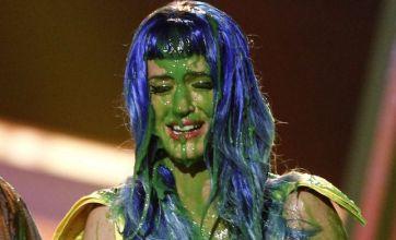 Nickelodeon Kids' Choice Awards: Sandra Bullock no-show as Katy Perry gets slimed