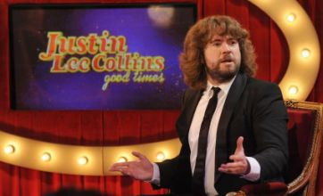 Justin Lee Collins interviews Florence from Florence and the Machine: Good Times indeed