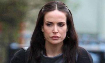 Stalker ordeal made Sophie Anderton reshape her life